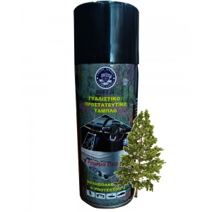 Γυαλιστικό & Προστατευτικό Ταμπλό BREEZE με Άρωμα Πεύκου 400ml Διάφορα